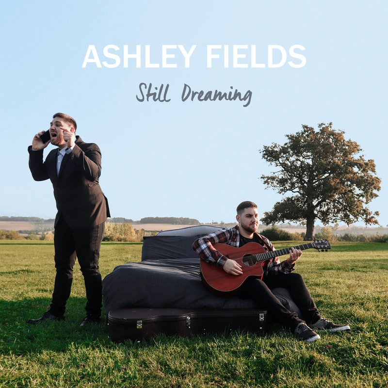 "Photo of ""Inspiration, will you carry me all the way?"" – Ashley Fields releases the spectacular new single, Still Dreaming."