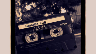 Photo of The Daily Dip: J.H. – Cassette #26