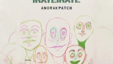 Photo of Anorak Patch – Irate